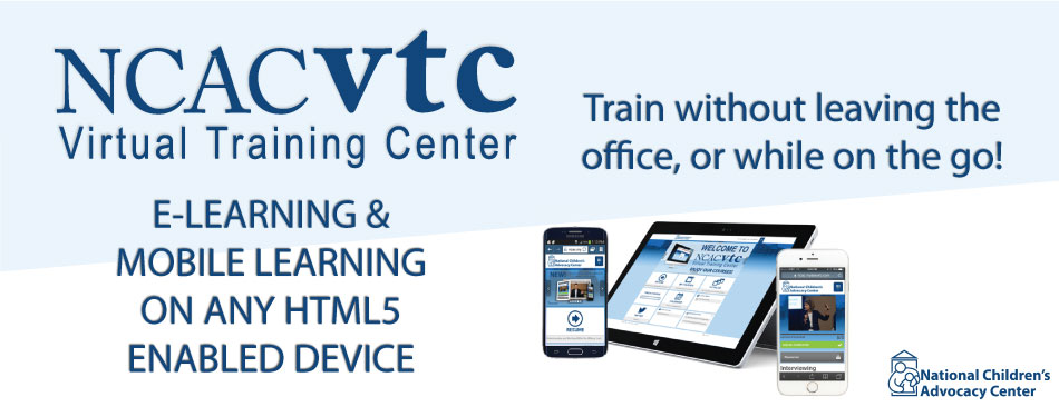 NCACVTC E-Learning & Mobile Learning on any HTML5 Enabled Device