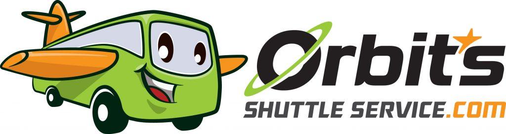 Orbits Shuttle Logo