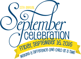 September Celebration Logo