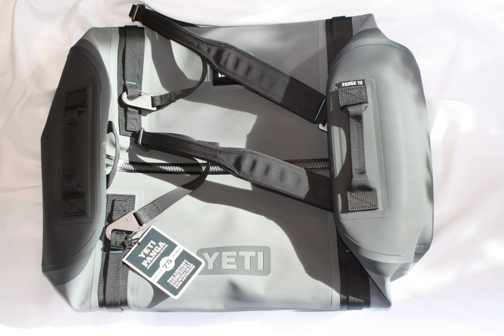 Waterproof Yeti Panga Duffel Bag donated by Brooks and Collier
