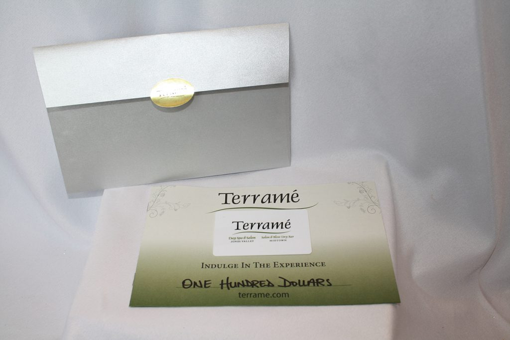 Taste of Terrame Gift Card