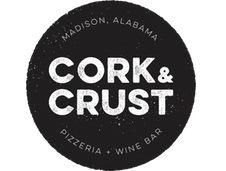 Gift Certificate to Cork and Crust and a bottle of Vina Robles Petite Sirah Wine