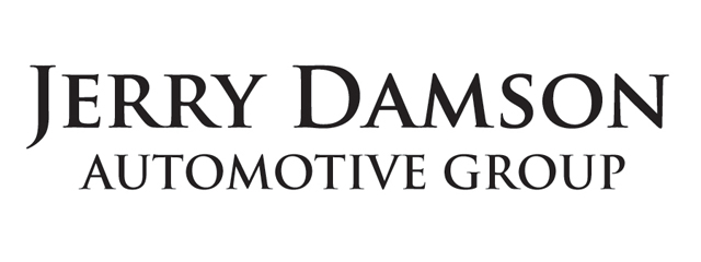 Jerry Damson Automotive 2020 Logo
